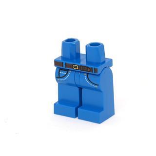 LEGO LSK1159 - LEGO Alkatrészek - Minifigura láb (1159)