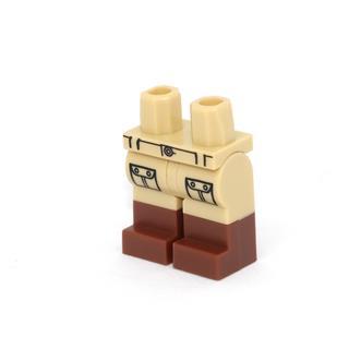 LEGO LSK1160 - LEGO alkatrész - Minifigura láb