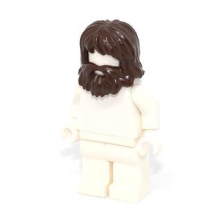 LEGO LSK1166 - LEGO Alkatrészek - Minifigura haj (1166)