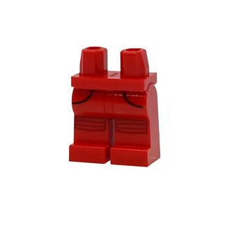 LEGO LSK1192 - LEGO alkatrész - Minifigura láb (1192)