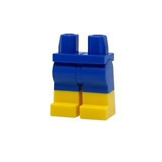LEGO LSK1195 - LEGO Alkatrészek - Minifigura láb (1195)