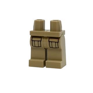 LEGO LSK1196 - LEGO Alkatrészek - Minifigura láb (1196)
