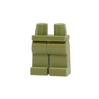 LEGO LSK1214 - LEGO Alkatrészek - Minifigura láb (1214)