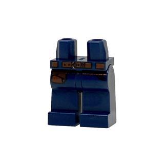 LEGO LSK1217 - LEGO Alkatrészek - Minifigura láb (1217)