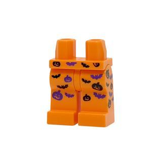 LEGO LSK1221 - LEGO Alkatrészek - Minifigura láb (1221)