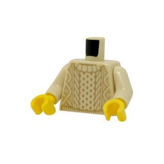 LEGO LSK1229 - LEGO Alkatrészek - Minifigura torzó (1229)