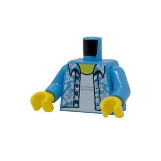 LEGO LSK1230 - LEGO alkatrész - Minifigura torzó