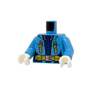 LEGO LSK1234 - LEGO alkatrész - Minifigura torzó