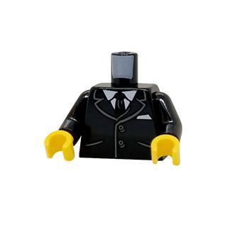 LEGO LSK1241 - LEGO alkatrész - Minifigura torzó
