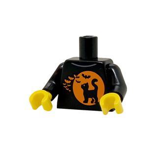 LEGO LSK1242 - LEGO Alkatrészek - Minifigura torzó (1242)