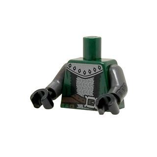 LEGO LSK1244 - LEGO alkatrész - Minifigura torzó