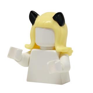 LEGO LSK1253 - LEGO Alkatrészek - Minifigura haj (1253)