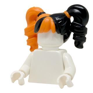 LEGO LSK1256 - LEGO alkatrész - Minifigura haj