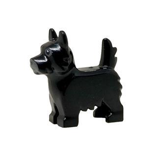 LEGO LSK1270 - LEGO Alkatrészek - Fekete kutya (1270)
