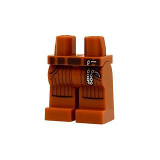 LEGO LSK1281 - LEGO alkatrész - Minifigura láb