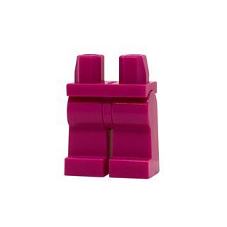 LEGO LSK1282 - LEGO alkatrész - Minifigura láb