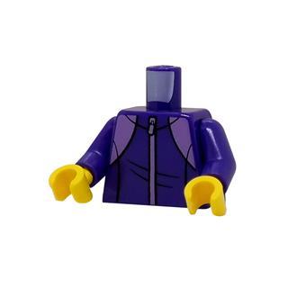 LEGO LSK1286 - LEGO Alkatrészek - Minifigura torzó (1286)