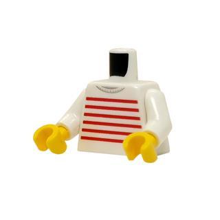 LEGO LSK1288 - LEGO alkatrész - Minifigura torzó