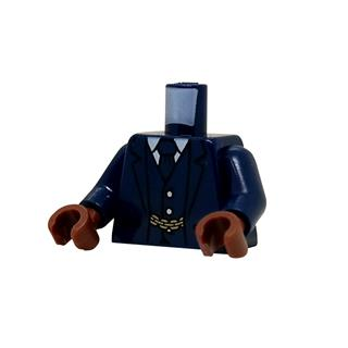 LEGO LSK1291 - LEGO Alkatrészek - Minifigura torzó (1291)