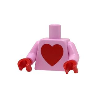 LEGO LSK1300 - LEGO alkatrész - Minifigura torzó