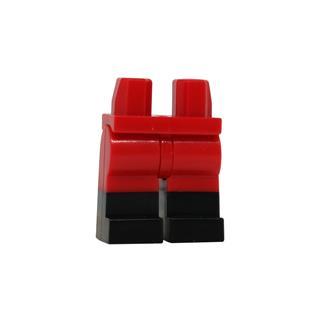 LEGO LSK1308 - LEGO Alkatrészek - Minifigura láb (1308)