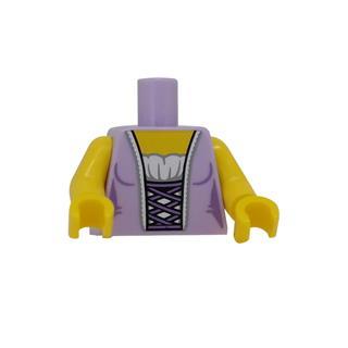 LEGO LSK1311 - LEGO alkatrész - Minifigura torzó