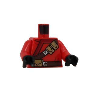 LEGO LSK1313 - LEGO Alkatrészek - Minifigura torzó (1313)