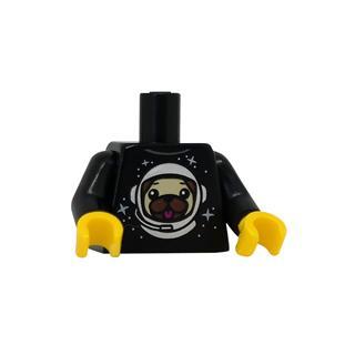 LEGO LSK1314 - LEGO alkatrész - Minifigura torzó
