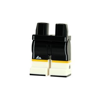 LEGO LSK1354 - LEGO Alkatrészek - Minifigura láb (1354)