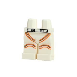 LEGO LSK1356 - LEGO alkatrész - Minifigura láb
