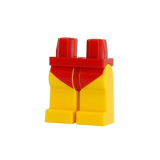LEGO LSK1357 - LEGO alkatrész - Minifigura láb
