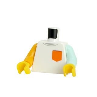 LEGO LSK1362 - LEGO alkatrész - Minifigura torzó