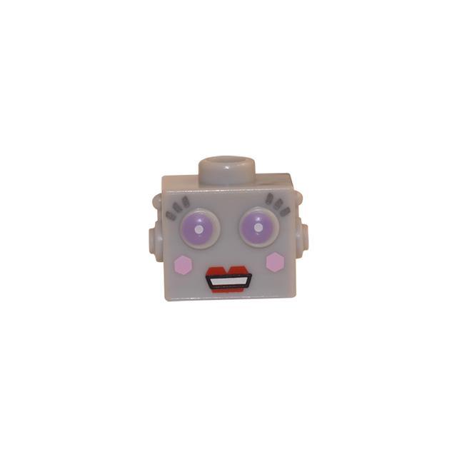 LEGO LSK174 - LEGO Alkatrészek - Minifigura fej (174)