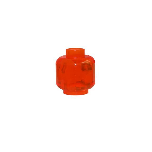 LEGO LSK177 - LEGO Alkatrészek - Minifigura fej (177)