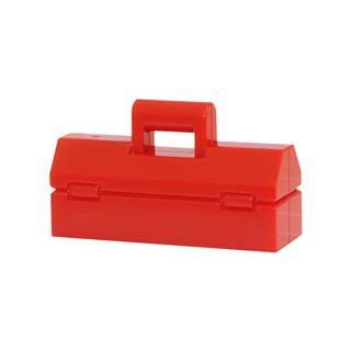 LEGO LSK192 - LEGO Alkatrészek - Piros szerszámosláda (192)