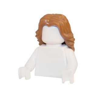 LEGO LSK242 - LEGO alkatrész - Minifigura haj