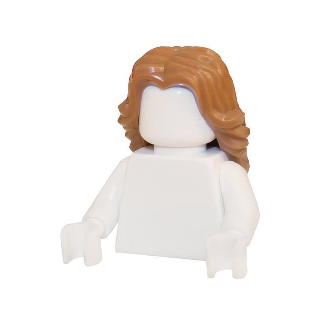 LEGO LSK242 - LEGO Alkatrészek - Minifigura haj (242)