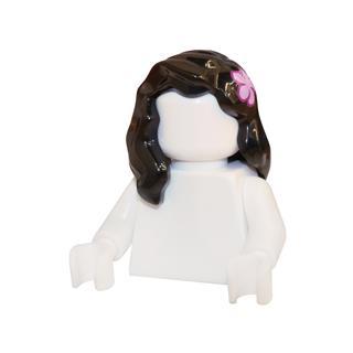 LEGO LSK244 - LEGO Alkatrészek - Minifigura haj (244)