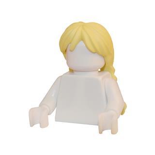 LEGO LSK247 - LEGO Alkatrészek - Minifigura haj (247)