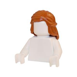 LEGO LSK252 - LEGO Alkatrészek - Minifigura haj (252)