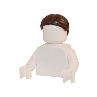 LEGO LSK253 - LEGO Alkatrészek - Minifigura haj (253)