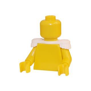 LEGO LSK288 - LEGO Alkatrészek - Fehér váll-lap (288)