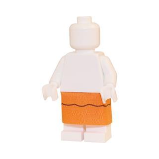 LEGO LSK292 - LEGO Alkatrészek - Narancssárga szoknya (292)