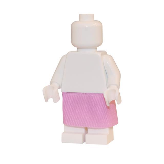 LEGO LSK294 - LEGO Alkatrészek - Rózsaszín szoknya (294)