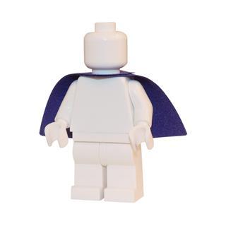 LEGO LSK296 - LEGO Alkatrészek - Lila palást (296)