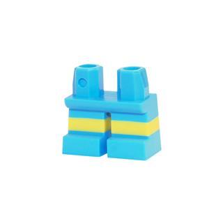 LEGO LSK316 - LEGO Alkatrészek - Minifigura láb (316)