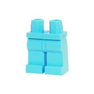 LEGO LSK317 - LEGO alkatrész - Minifigura láb
