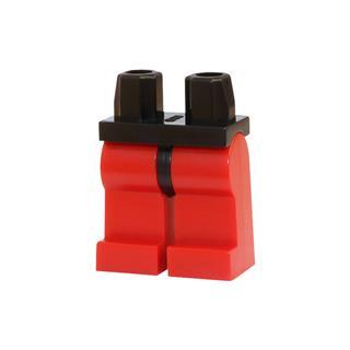 LEGO LSK318 - LEGO Alkatrészek - Minifigura láb (318)