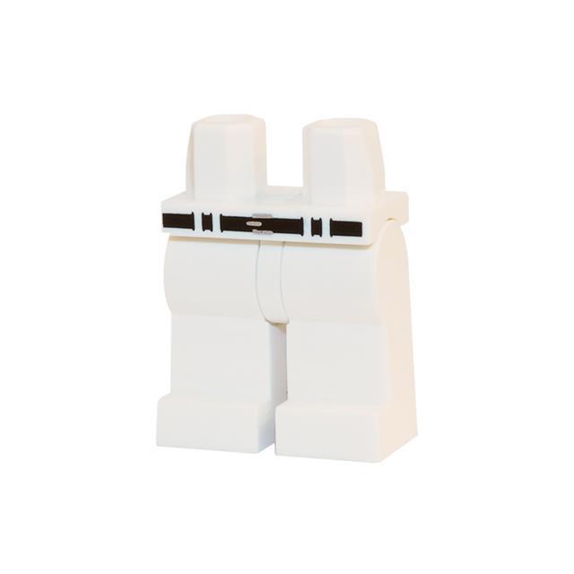 LEGO LSK319 - LEGO Alkatrészek - Minifigura láb (319)
