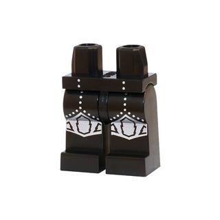 LEGO LSK320 - LEGO Alkatrészek - Minifigura láb (320)